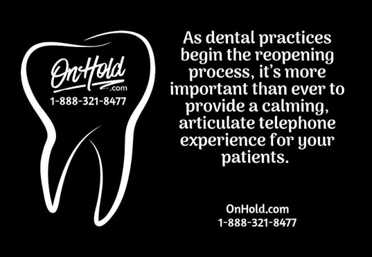 Music On Hold for Dental Practices
