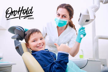 Pediatric Dental Music On Hold from OnHold.com