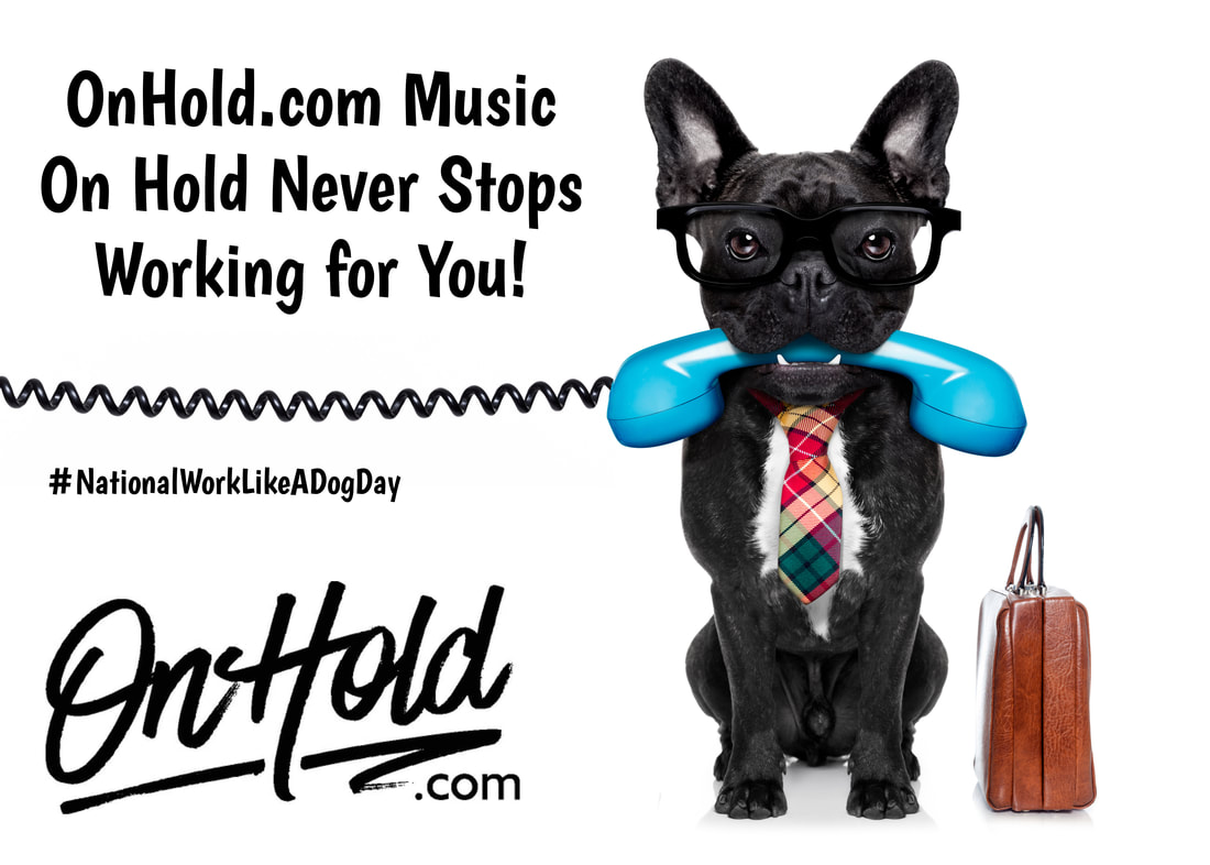 OnHold.com Music On Hold Never Stops Working for You!