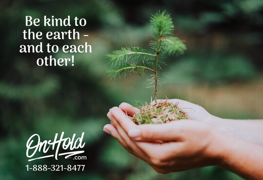 Earth Day OnHold.com