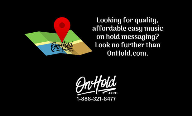 Looking for quality, affordable easy music on hold messaging? Look no further than OnHold.com.