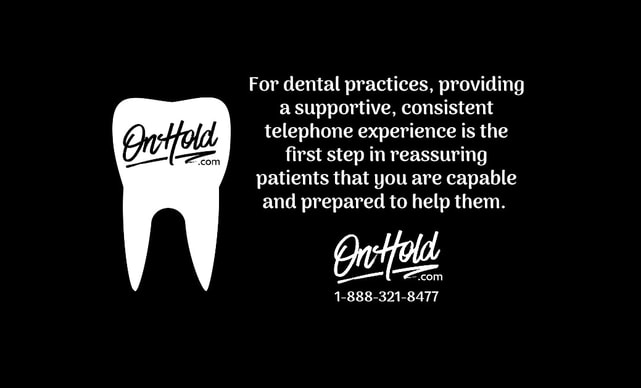 Messaging On Hold for Dental Practices
