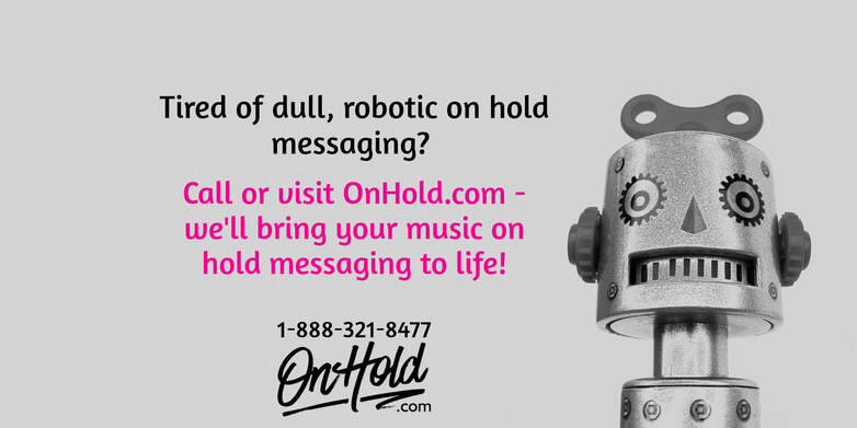 OnHold.com Brings Your Music On Hold Messaging to Life!