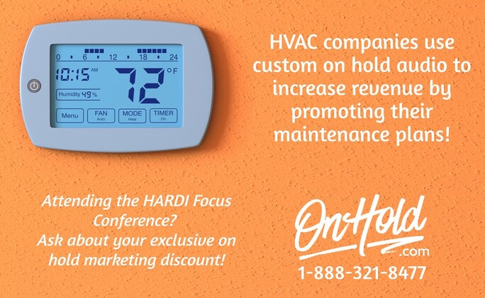HVAC Marketing HARDI Focus Conference