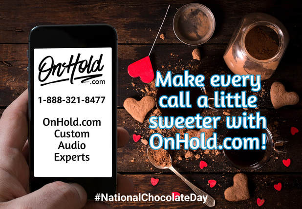 OnHold.com National Chocolate Day
