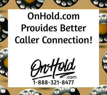 Custom Telephone Audio from OnHold.com Provides Better Connection with Your Callers