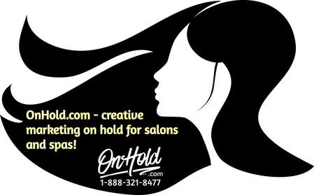 OnHold.com Creative Salon and Spa Music On Hold Marketing