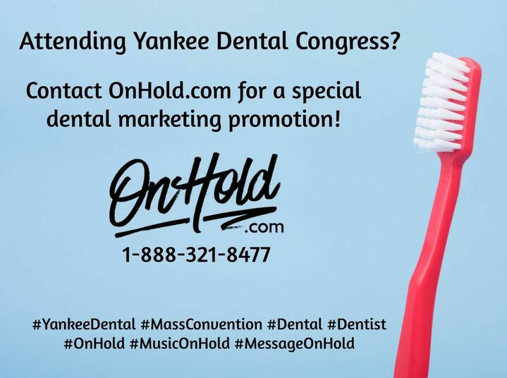 OnHold.com Yankee Dental Congress
