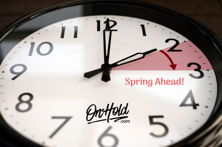 Daylight Saving Time – Set Your Clocks Ahead One Hour