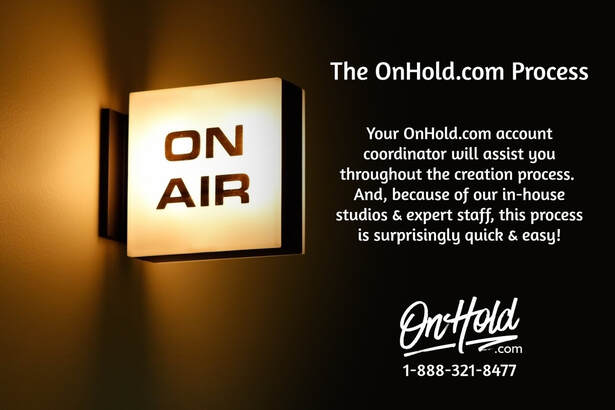 The OnHold.com Process