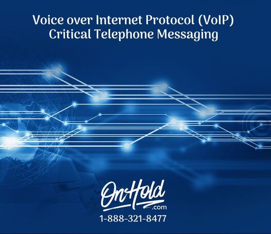 Voice over Internet Protocol (VoIP) Critical Telephone Messaging