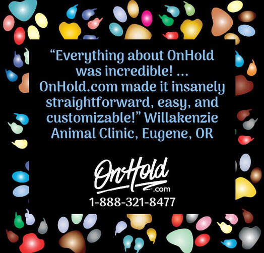 """Everything about OnHold was incredible! ... OnHold.com made it insanely straightforward, easy, and customizable!"""